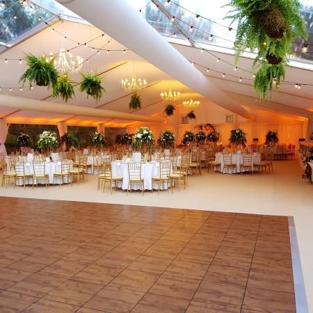 eleganckie hale na wesele