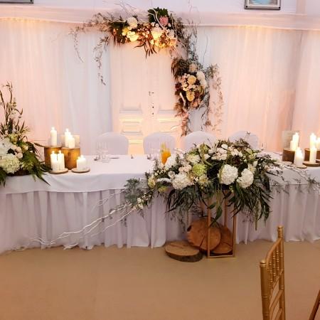 wesele aranżacje