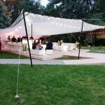 namiot stretchowy Kraków