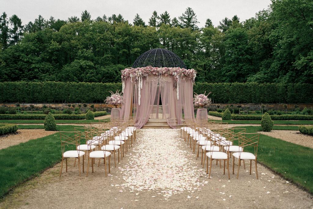 Wynajem namiotów na wesele