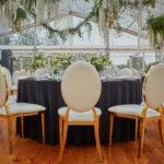 wynajem krzeseł Glamour